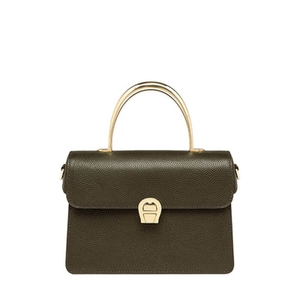 Genoveva S-Mini-bag-Mud green